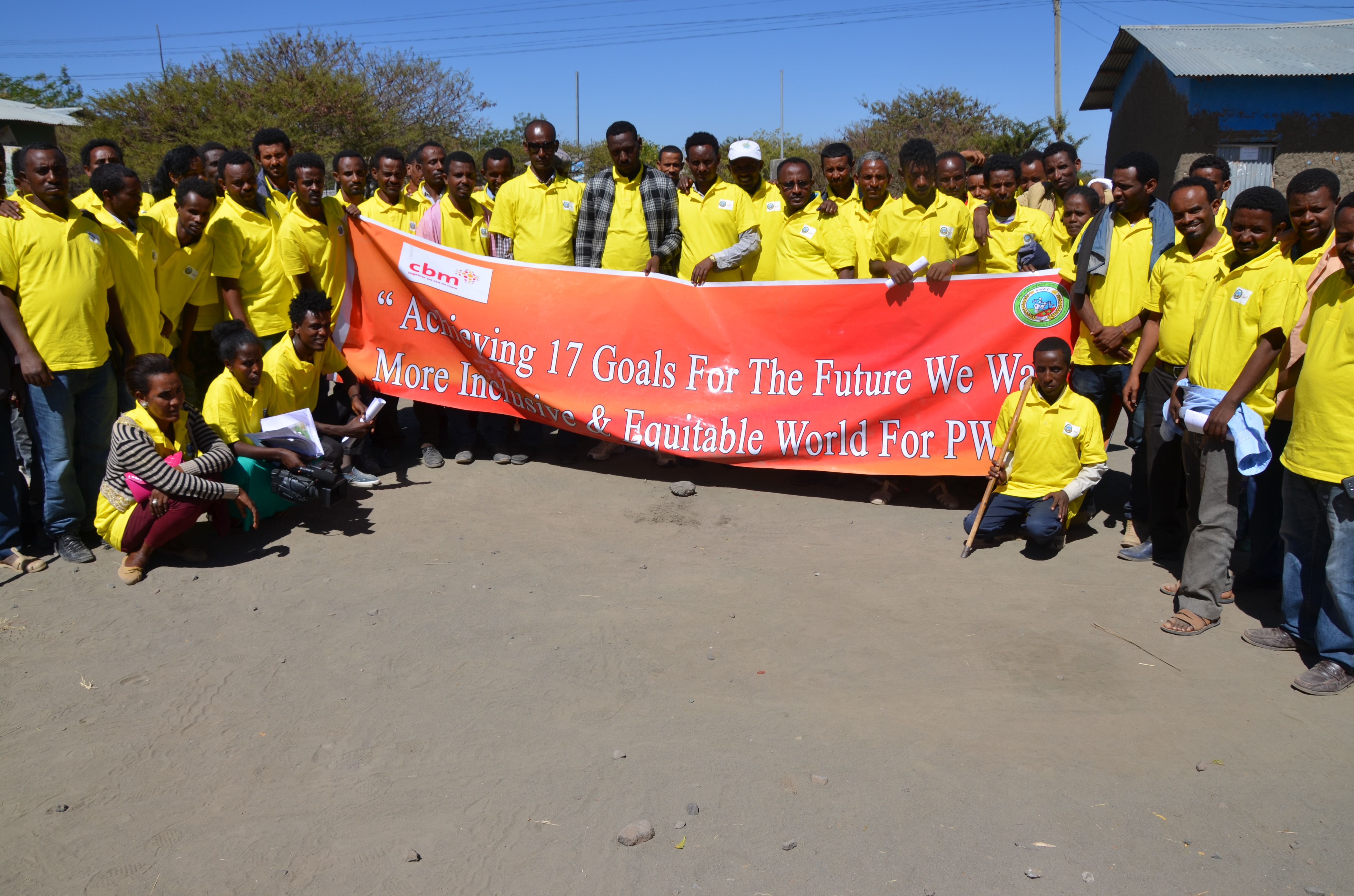 The International Day for Persons with Disabilities Colorfully Celebrated